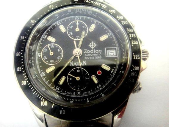 Relógio Chronograph Natan Zodiac