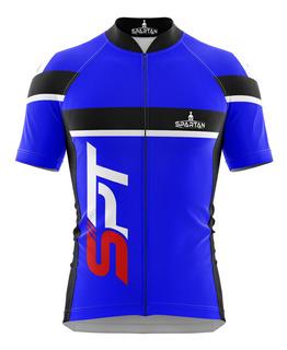 Camiseta Ciclista (f) Spartan-m/ C-dryfit Uv 50+ Ref 08