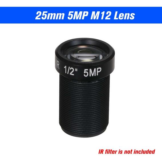 Monte Lente M12 Da Lente 25mm Da Ação Câmera Hd 5.0 Megapixe
