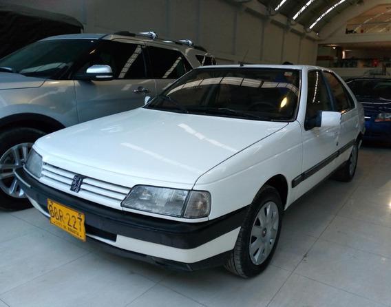 Peugeot 40-5 Sri 2.0 Mecanico