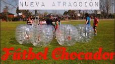 Alquiler Bolas Choconas - Fútbol Chocador