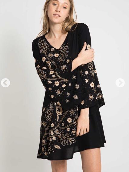 Vestido Santa Bohemia Rapsodia India Style Boho Chic