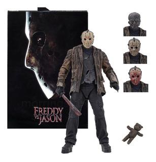 Neca Freddy Vs Jason Ultimate Jason Voorhees
