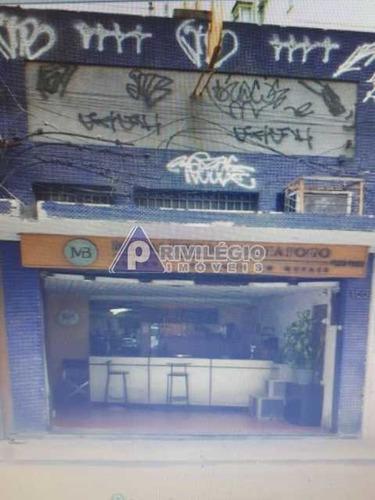 Imagem 1 de 1 de Loja À Venda, Botafogo - Rio De Janeiro/rj - 19935