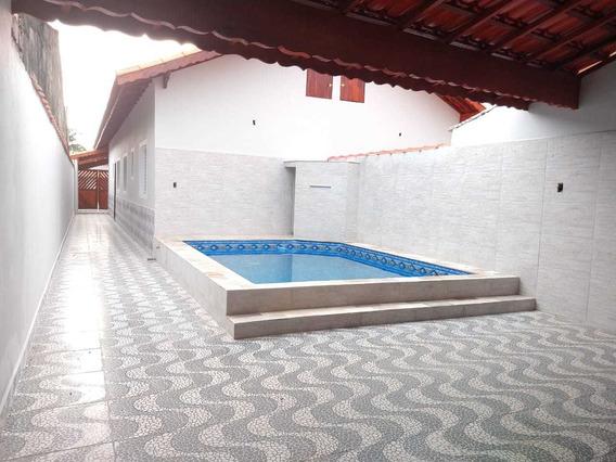 Financiamento Caixa Casa De Praia Com Piscina Ref : 6097 C