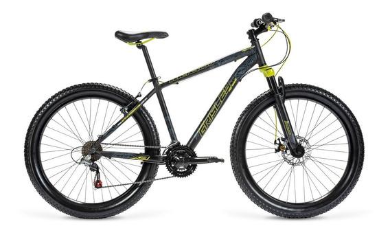 Bicicleta Mercurio Grisley Rodada 26 3.0 Mtb