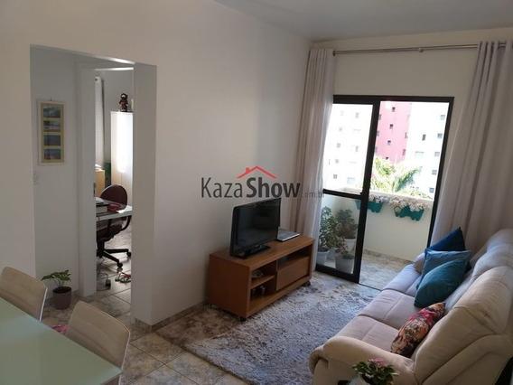 Apartamento A Venda No Bairro Jardim Monte Alegre Em Taboão - 2296-1