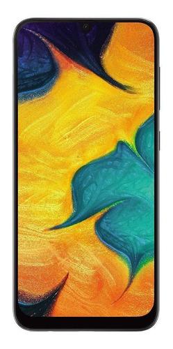 Imagen 1 de 4 de Samsung Galaxy A30 64 GB negro 4 GB RAM