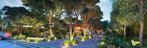 Casa De Una Planta Mod. C En Palta 152, Cholul