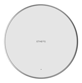 Base Dock Cargador Celular Inalambrico 10w Qi Etheos 10 Cm