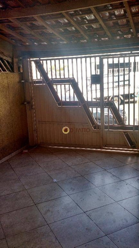Sobrado Com 2 Dormitórios À Venda, 90 M² Por R$ 400.000,00 - Vila Moreira - Guarulhos/sp - So0531