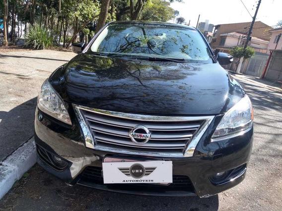 Nissan Sentra S L 2.0 Flex Completo Único Dono Só Venda