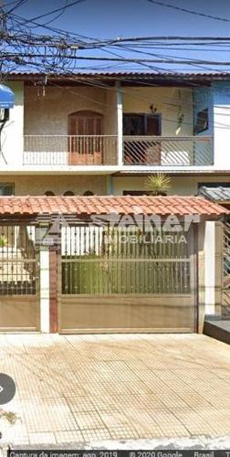 Imagem 1 de 19 de Venda Sobrado 3 Dormitórios Parque Continental Ii Guarulhos R$ 550.000,00 - 36584v