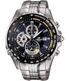 Relógio Casio Edifice Ef-543d Sebastian Vettel + Caixa