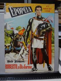 Gibi Hq Epopeia Nº 1 1952 Roberto O Disforme