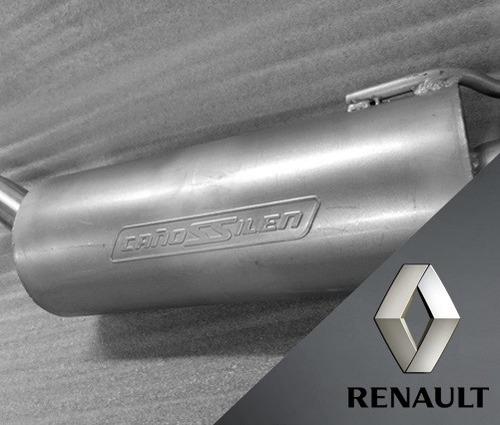 Renault Clio Williams Cañossilen - 1/2 Equipo