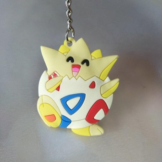 Pokemon Pokemon Polk Chaveiro Pingente