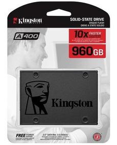 Hd Ssd Kingston 960 Gb Sa400s37/960g Sata 3 Original