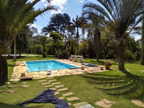 Sítio Para Venda Em Ibiúna, Centro, 3 Dormitórios, 3 Suítes, 4 Banheiros - 038_1-980978