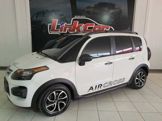 Citroen C3 Aircross Exclusive 1.6 16v Flex Aut.