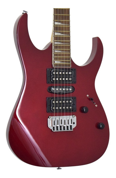 Guitarra Ibanez Grg 170 Dx Candy Apple Regulada!