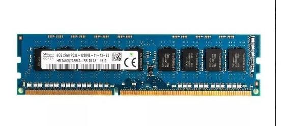 Memoria 8gb Ddr3 Servidores Hp Proliant Ibm Dell