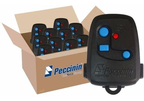 Controle Remoto Peccinin 3c 433mhz - Kit 10 Controles