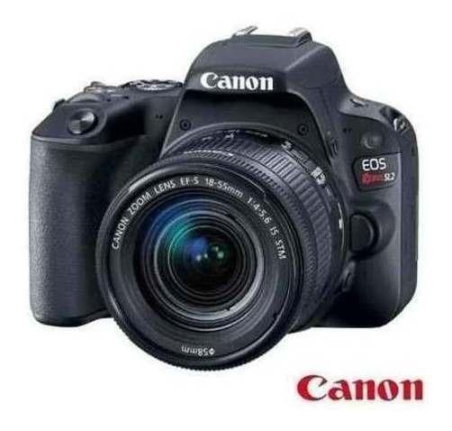 Câmera Digital Canon Eos Rebel Sl2