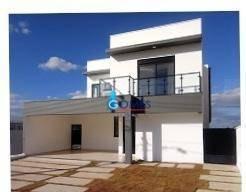 Casa Com 4 Dormitórios À Venda, 200 M² Por R$ 699.000 - Residencial Central Parque - Salto/sp - Ca0393