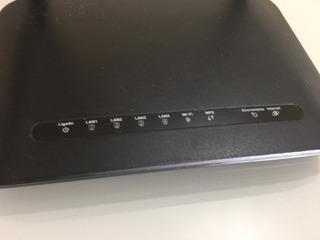 Modem Roteador 4 Portas 2 Antenas Dsl-2740e 300mbps D-link