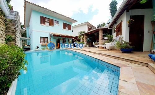 Imagem 1 de 30 de Casa Em Condomínio 4 Dormitórios 4 Vagas Espaço Gourmet + Piscina Para Venda Em Jardim Itatinga São Paulo-sp - 901270