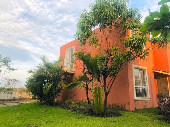 Casa En Venta Fraccionamiento Tulipanes Acapulco