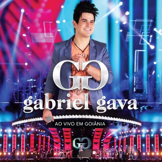 Gabriel Gava - Ao Vivo Em Goiânia - Cd