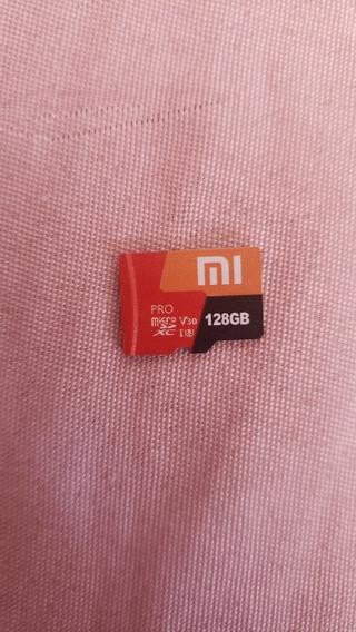 Cartão Micro Sd 128gb Xiaomi (original).