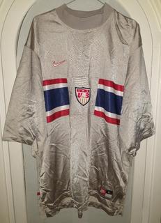 Jersey Seleccion Estados Unidos Usa Año 1997 Talla Grande