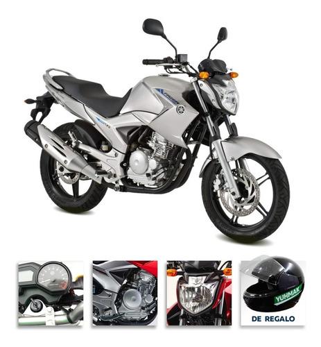 Moto Yamaha Ys 250 Fazer 0km 2018  - Yuhmak Motos