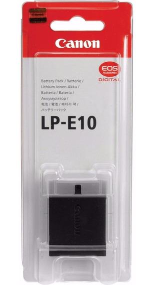 Bateria Canon Lp-e10 P/ Câmera T5 T3 Somos Revenda Canon !