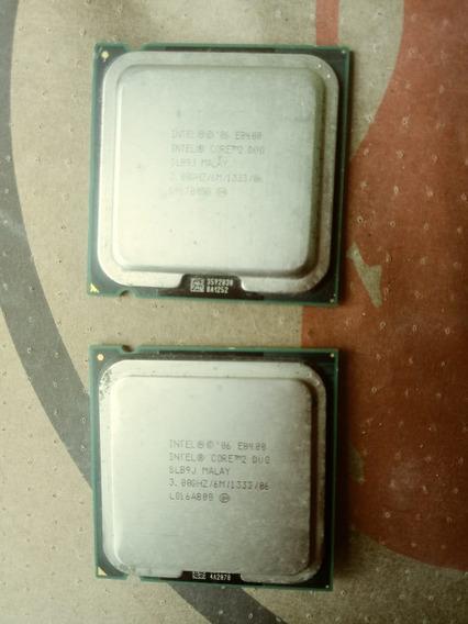 Processador 775 Core2duo E8400 3ghz 6mb De Cache