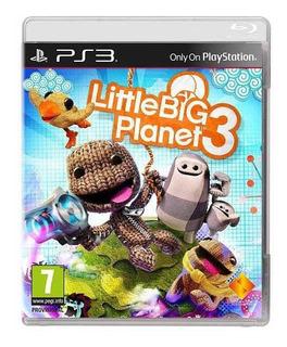 Little Big Planet 3 - Ps3 Fisico