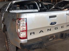 Ranger Xls Cd 4x4 3.2 Diesel 2015 - Sucata De Retirar Peças
