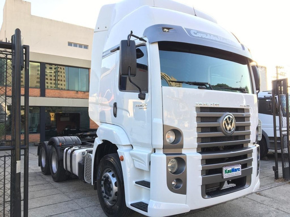 Vw 25-420 Consteletion Ano 2014 6x2 Teto Alto Ñ 360 390 420