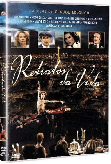 Retratos Da Vida - Dvd - James Caan - Geraldine Chaplin