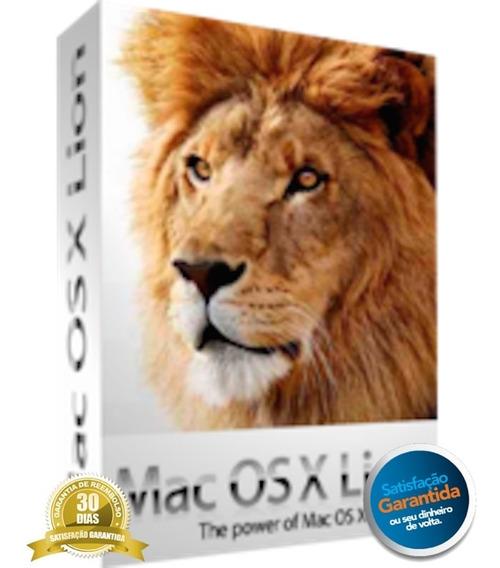Mac Os X Lion 10.7 Original - Frete Grátis Mídia Digital