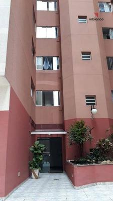 Apartamento Com 1 Dormitório À Venda Por R$ 240.000 - Vila Jahu - São Bernardo Do Campo/sp - Ap1520