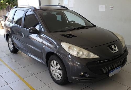 Imagem 1 de 10 de Peugeot 207sw 2011