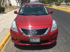 Precioso Nissan Versa Advance 2014 En Perfectas Condiciones