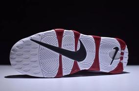 Zapatillas Nike Supreme Air Uptempo Talla 42