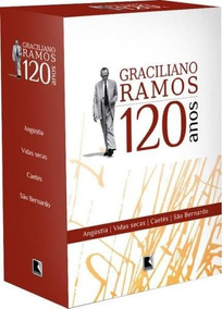 Box - Graciliano Ramos 120 Anos