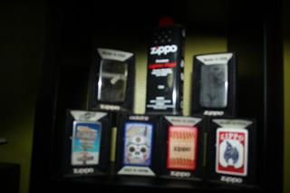 Remato Coleccion De Encendores Originales Zippo