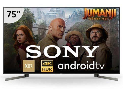 Smarttv 4k Sony 75 Chromecast Xbr-75x955g